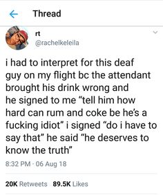 He deserves to know - Lol XD - Humor Stupid Funny, Funny Cute, The Funny, Hilarious, Funny Tweets, Funny Memes, All Meme, Lol, Funny Tumblr Posts