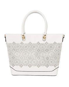 Pia Rossini Sicilia Tote | J D Williams Scarf Jewelry, Handbags, Tote Bag, Summer, Totes, Summer Time, Purse, Hand Bags, Women's Handbags