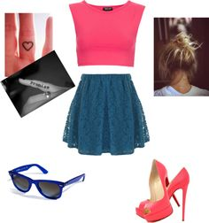"""""""#46"""" by martinabrescakovic ❤ liked on Polyvore"""