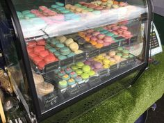 """27 Likes, 1 Comments - Hunter macarons (@hunter_macarons) on Instagram: """"Have a wonderful weekend. ❤️❤️#macarons #bakery #pastry #patisserie #cake #dessert #sweet…"""""""