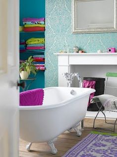 Colorful... Bathroom