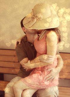 Loving moment...