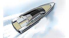 15m high speed motor yacht