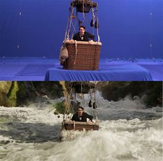 Behind the Scenes - Oz, The Great And Powerful
