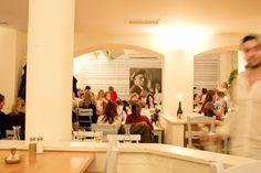 Monday's wine flat at Taverna Paros, Muenchen