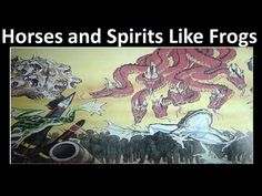 Horses and Spirits Like Frogs - YouTube
