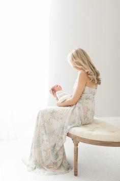 No Image, Newborn Photographer, Nashville, Ballet Skirt, Portrait, Photography, Inspiration, Studio, Fashion