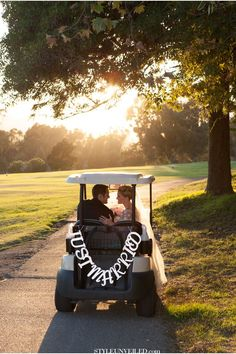 Fun exit! / Melissa Musgrove Photography / Santa Barbara Wedding / via StyleUnveiled.com #wedding