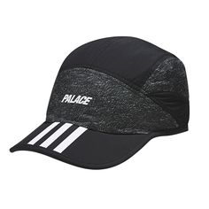 Palace Cap in Black by Palace x Adidas