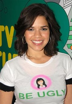 America Ferrera - Medium Hair