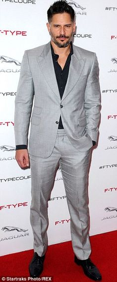20 Most Stylish Men of 2011 | Colors, Gray and Captain america