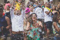 À convite da fotógrafa Ana Kacurin, o casal Luciana e Marcelo fizeram um ensaio durante o carnaval. Confira um resultado deste trabalho super bacana!