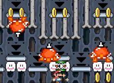 Super Mario Maker | Exposed Belly - Design III
