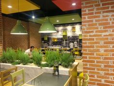 Trops.food fast food restaurant by T Design, Sofia – Bulgaria fast food