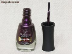 Terapia Feminina: Esmalte da vez: Royal Purple Beauty Color.