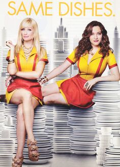 Two broke girls.love this show