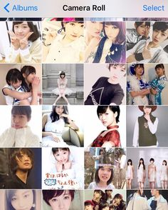 Went through the #推しのギャップある画像貼ってけ tag on twitter and look at what happened to my camera roll LOL