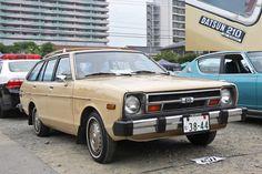 Datsun 210 Wagon coolest car ever