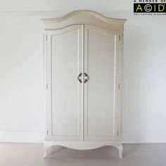 Curvy French Armoire