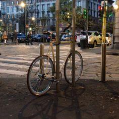 marioponis -  #fixed #piazzalebaracca #frandthecity