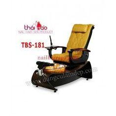 Ghe Spa Pedicure TBS181 Ghế Spa Pedicure là sản phẩm ghế chuyên nghiệp đang được rất ưa chuộng bởi các Nail Salon trên toàn thế giới. Ghế là sự kết hợp hoàn hảo giữa ghế nail thông thường cùng với ghế massage.