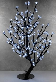 "Need to have a party or shower just to use these! LED Trees 41"" Cherry Blossom Tree (216 white lights) $200"
