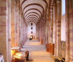 speyer cathedral interior - Google Search