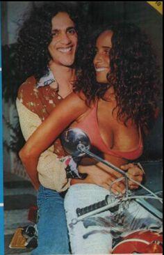 Caetano Veloso e Maria Bethânia, 1974