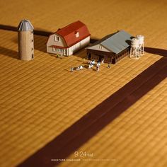 Tatami farm