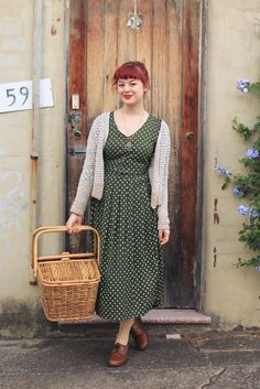 The Pineneedle Collective: Floppy Thrift Shop Dresses / Bad Cholesterol?