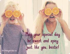 Happy Birthday Bestie | Top 35 Birthday Wishes For Best Friend