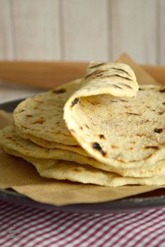 Chapati, Roti, Biscuit Bread, Pan Bread, Breakfast Dessert, Breakfast For Dinner, Pan Indio, Indian Food Recipes, Real Food Recipes