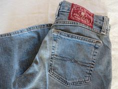 LUCKY BRAND JEANS Soho Mid rise flare Size 6/28  #LuckyBrand #Flare