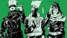 Manhwa, Anime Crossover, Naruto Art, Anime Naruto, Blade Runner, Anime Reccomendations, Another Anime, Kakashi Hatake, Naruto Wallpaper