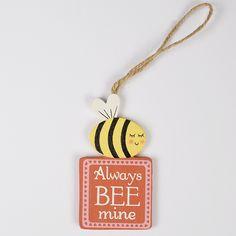 https://www.sassandbelle.co.uk/Always Bee Mine Coutry Chic Mini Plaque