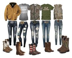 Minus the ford shirt and make it chevy Cowgirl Style Outfits, Western Outfits Women, Country Style Outfits, Southern Outfits, Rodeo Outfits, Country Fashion, Cute Casual Outfits, Summer Cowgirl Outfits, Riding Outfits