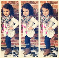 Beautiful Fall Outfit, I'm totally dressing my child like this when i have one