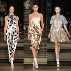 London Fashion Week spring/summer 2013 live: days one and two - Telegraph
