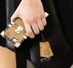 Louis Vuitton Launched New Bag Styles (Plus an Awesome iPhone Case) on Its Spring 2017 Runway