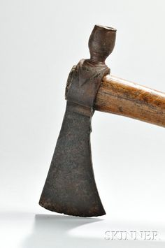 Tomahawk from the War of 1812 Period