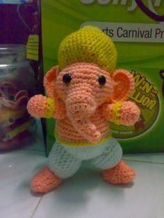 Pillayar / Ganapathi / Ganesha / Vinayagar / Hindu Elephant God    It is said that Ganesha have many hands, and 4 are the common. A friend ...