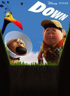 Down: The Sequel To Pixar's 'Up' No One Wants To See