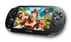 Tadeo Jones: el videojuego' se confirma como uno de los nuevos títulos de Play Station Vita, tras el acuerdo de Mediaset España y Sony Computer Entertainment. El título desarrollado por, el estudio español, U-Play Studios, será distribuido por Koch Media, estando disponible a finales de año.