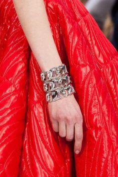 3f594f81c Christian Dior Details A/W '14 Chunky Bangle Fall Winter 2014, Christian  Dior