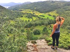 Locals-Only Hiking Trail in Stavanger, Norway