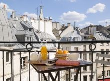 Hotel Europe Saint Severin | Privilège Balcon