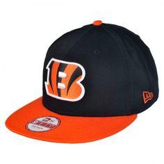Cincinnati Bengals NFL 9Fifty Snapback Baseball Cap  available at #VillageHatShop