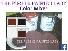 Color Mixer Pinterest