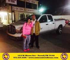 https://flic.kr/p/yJE8bH | #HappyBirthday to Mellissa from Fidel Rodriguez at Auto Center of Texas! | deliverymaxx.com/DealerReviews.aspx?DealerCode=QZQH