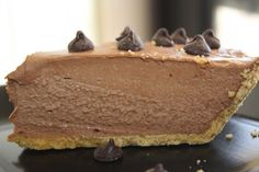 Easy Kraft Chocolate Pudding Pops &  Nutella no bake cheesecake
